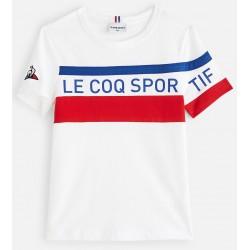 Le Coq Sportif Tri Tee SS N 2
