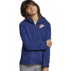 Nike Girls NSW Hoodie FZ PE