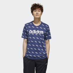 Adidas T-shirt Favorites - Blue