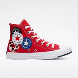 Converse Chuck Taylor All Star - Logo Red