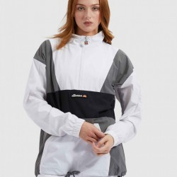 Ellesse Sophia  1/2 ZIP Track Top - Dark Grey