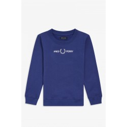 Fred Perry Graphic Sweatshirt Kids