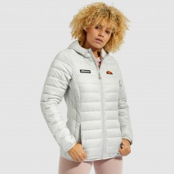 Ellesse Lompard Jacket - Light Grey