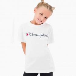 Champion Rochester T-shirt Kids - White