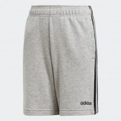 Adidas Essentials 3 Stripes Knit Shorts