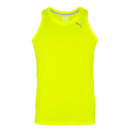 CORE-RUN SINGLET - SAFETY YELLOW