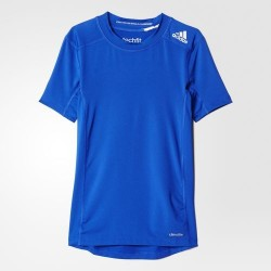 TECH FIT BASE TEE - BLUE