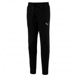 Puma Style Sweat Pants G Cotton Black (Kids)