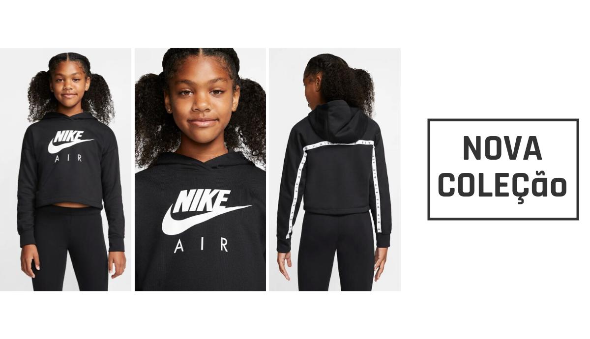 Nike Air Hoodie Girl